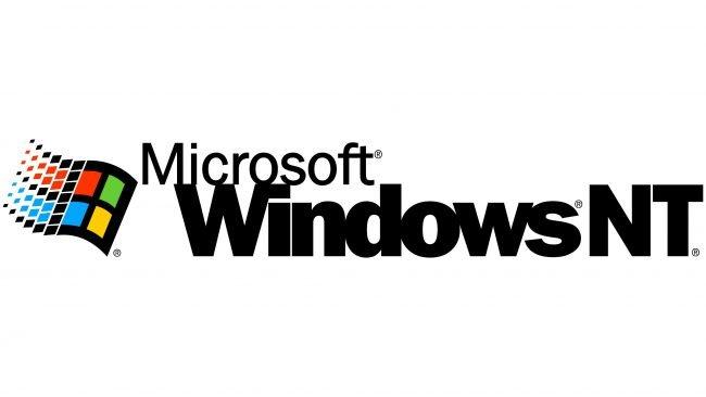 Windows NT 4.0 Logotipo 1996-2004