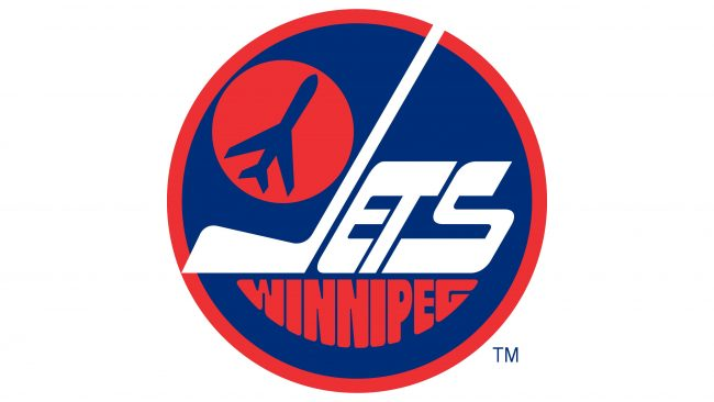 Winnipeg Jets Logotipo 1973-1979