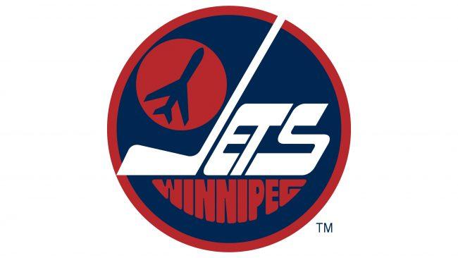 Winnipeg Jets Logotipo 1979-1990
