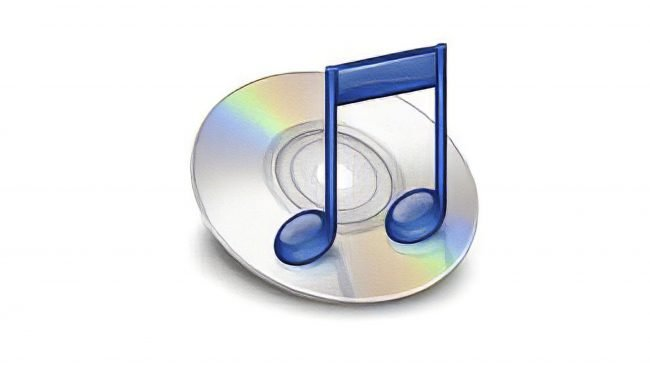 iTunes Logotipo 2001-2002