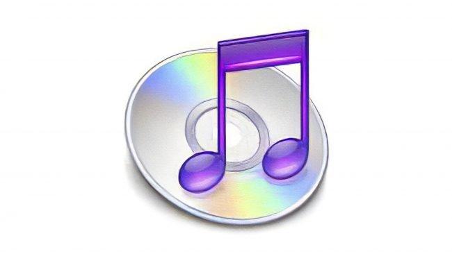 iTunes Logotipo 2002-2003