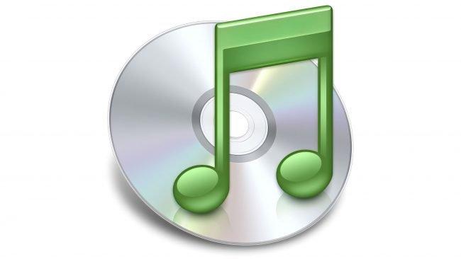 iTunes Logotipo 2003-2006