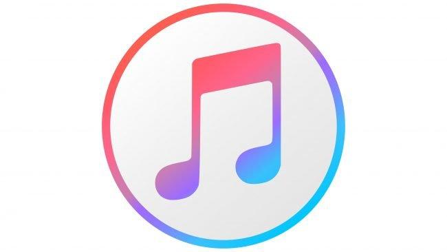 iTunes Logotipo 2015-presente