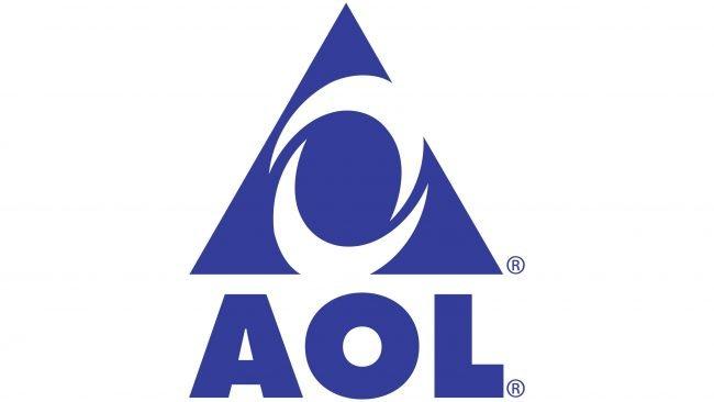 AOL Logotipo 1996-2004