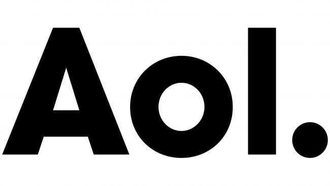 AOL Logotipo 2009-presente