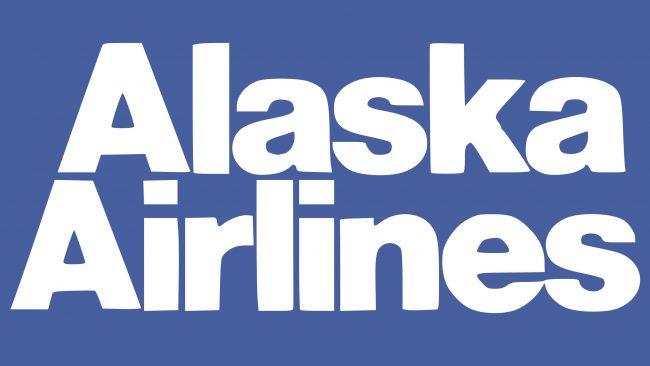 Alaska Airlines Logotipo 1972-1990