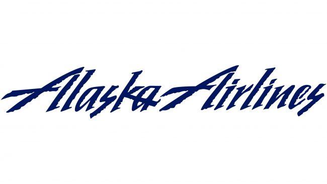 Alaska Airlines Logotipo 1990-2014