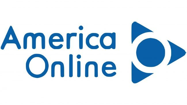 America Online Logotipo 2004-2006