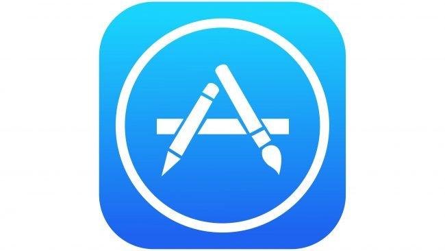 App Store Logotipo 2013-2017