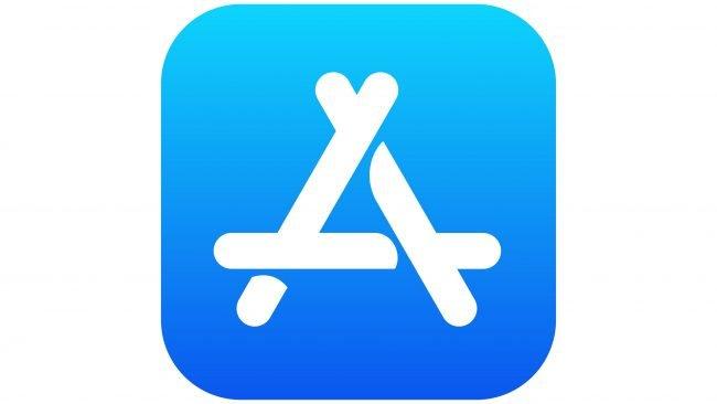 App Store Logotipo 2017-presente