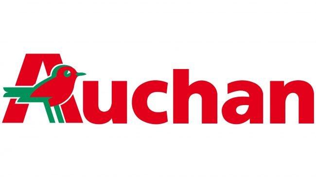 Auchan Logotipo 1983-2015