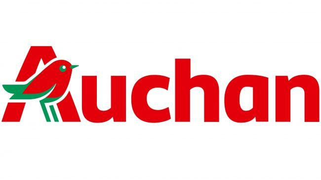Auchan Logotipo 2015-presente