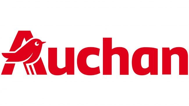 Auchan Logotipo 2018-presente