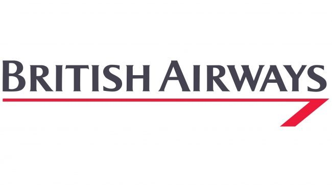 British Airways Logotipo 1984-1997