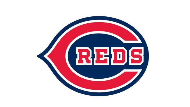Cincinnati Reds wishbone C logo