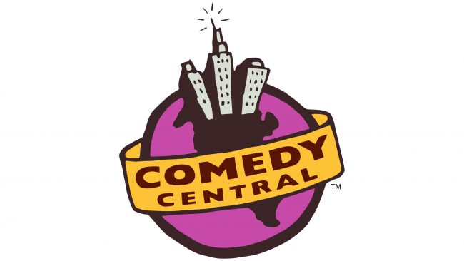 Comedy Central Logotipo 1991-1992