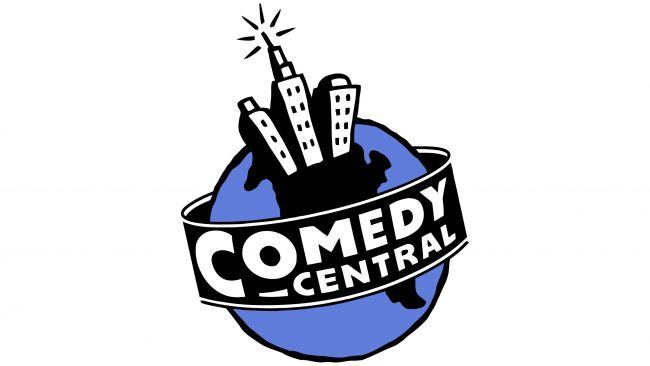 Comedy Central Logotipo 1992-1997