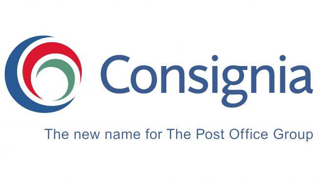 Consignia Logotipo 2001-2002