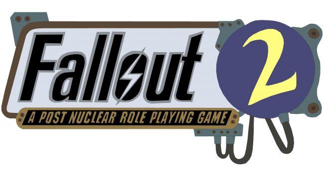Fallout 2 Logotipo 1998