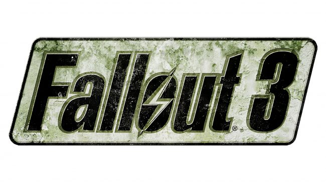 Fallout 3 Logotipo 2008
