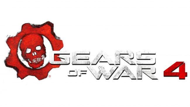 Gears of War Logotipo 2016