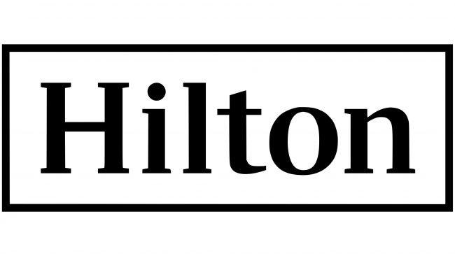 Hilton Worldwide Logotipo 2016-presente