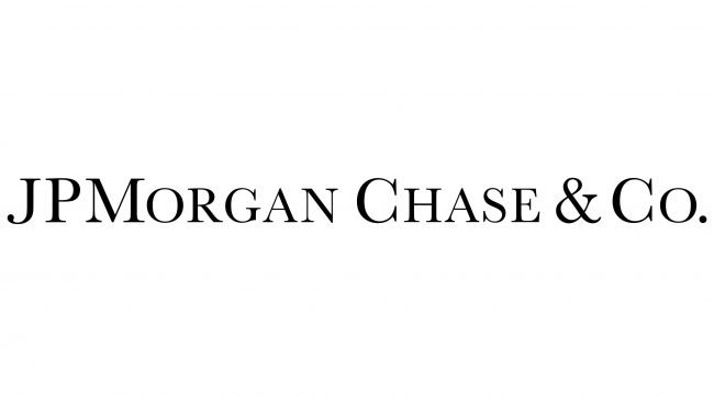 JP Morgan Chase Logotipo 2008-presente