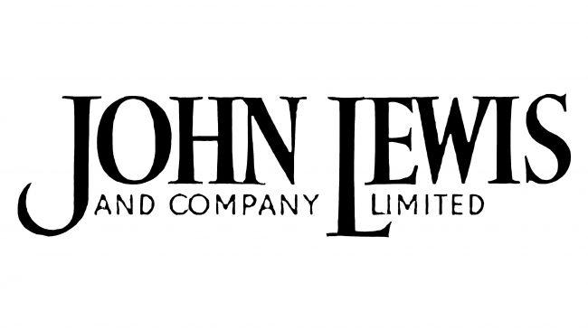 John Lewis & Co. Logotipo 1940-1956