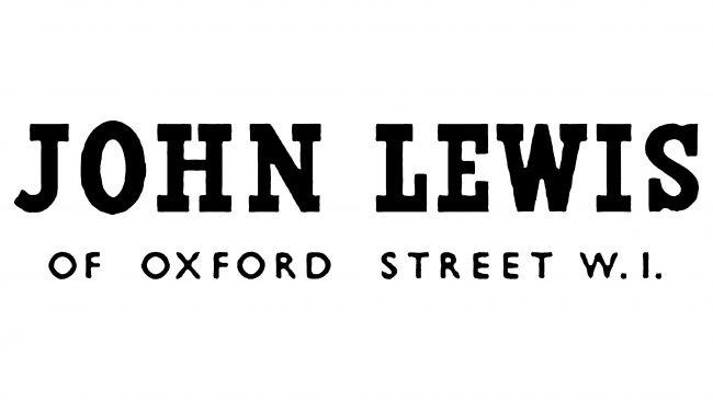 John Lewis Logotipo 1956-1960