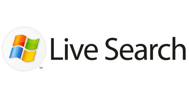 Live Search Logotipo 2007-2009
