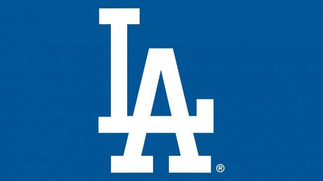 Los Angeles Dodgers headwear LA Logo