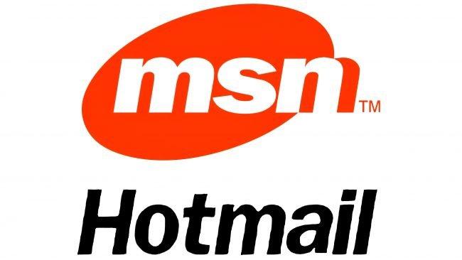 MSN Hotmail Logotipo 1998-2000