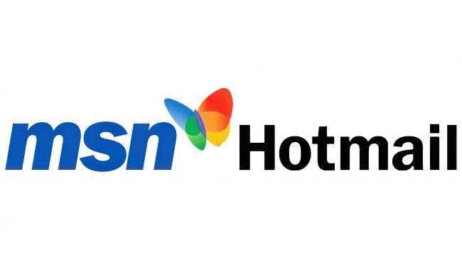 MSN Hotmail Logotipo 2000-2007