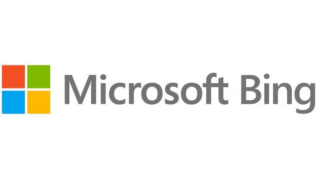 Microsoft Bing Logotipo 2020-presente