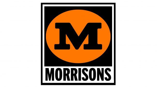 Morrisons Logotipo 1979-1985