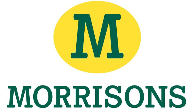 Morrisons Logotipo 2007-2016