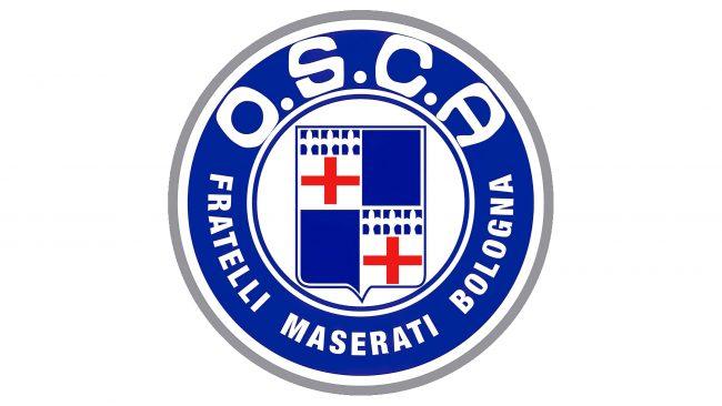 OSCA Logo (1947-1967)