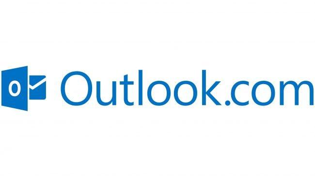 Outlook Logotipo 2012-2019