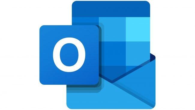 Outlook Logotipo 2019-presente