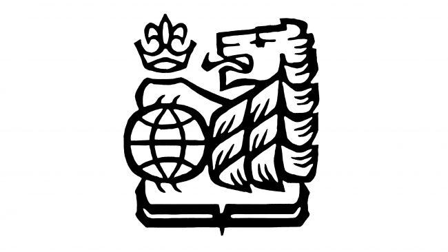 Royal Bank of Canada Logotipo 1962-1974