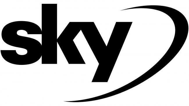 Sky Logotipo 1998-1999