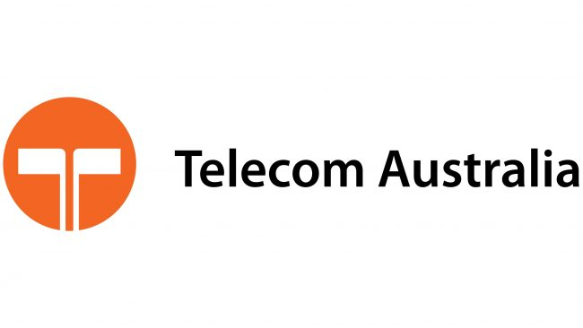 Telecom Australia Logotipo 1986-1993
