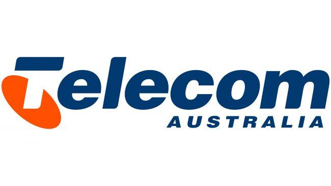 Telecom Australia Logotipo 1993-1995