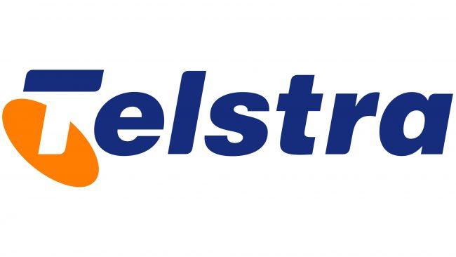Telstra Corporation Logotipo 1995-1999