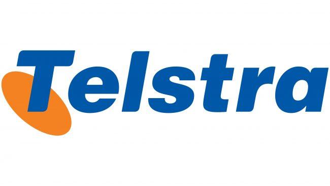 Telstra Corporation Logotipo 2006-2011