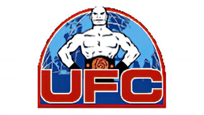 Ultimate Fighting Championship Logotipo 1999-2001