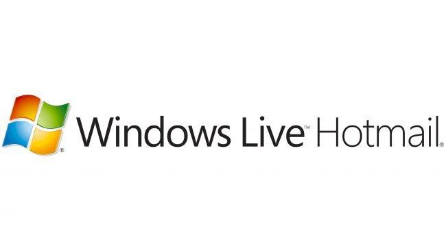 Windows Live Hotmail Logotipo 2007-2010