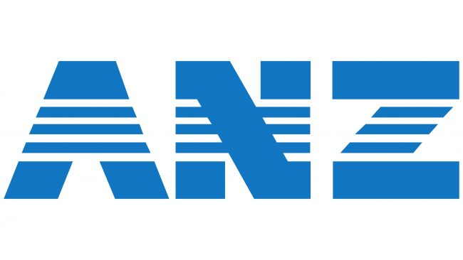 ANZ Logotipo 1988-2001