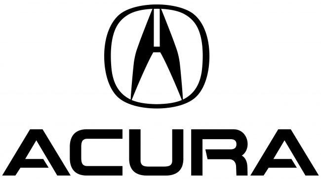 Acura Logotipo 1989-presente