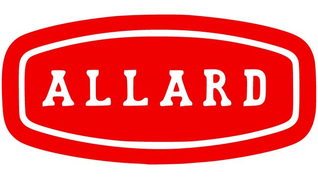 Allard Motor Company Logo (1945-1958)